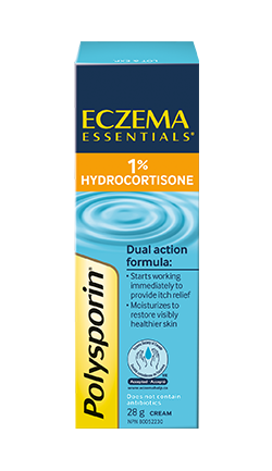 polysporin eczema essentials anti itch box