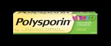 polysporin kids cream box